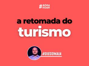 A retomada do turismo