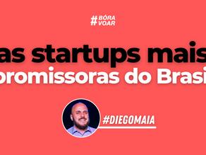 As Startups mais promissoras do Brasil