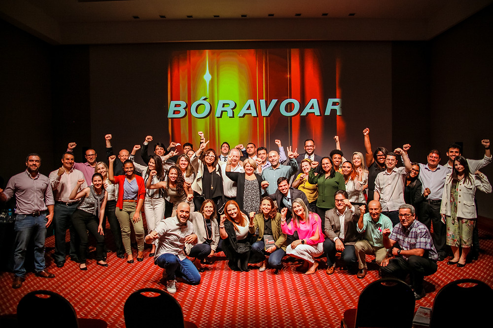 Treinamento de vendas BóraVoar