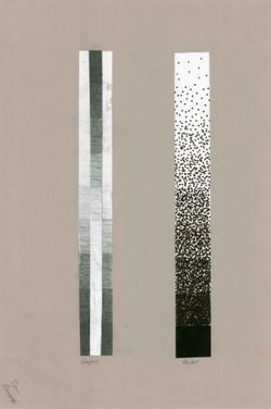 2 Gradient Strip - Graphite