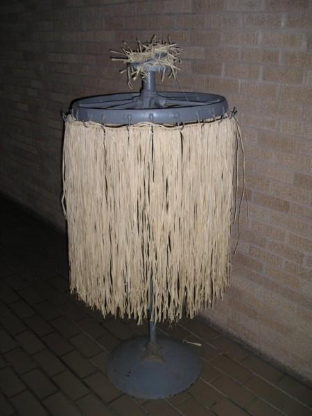 Grass Shower Curtain - Assemblage