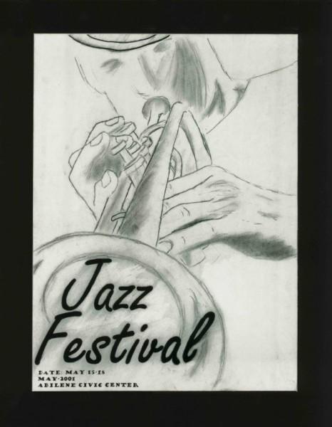 Jazz Festival - Charcoal