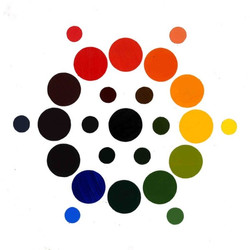 Color Wheel - Acrylic Paint