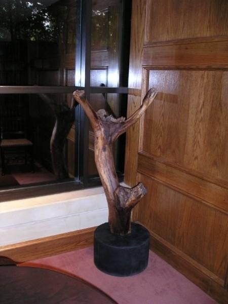 Empty Soul - Wood Carving