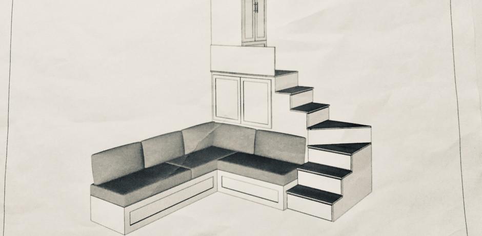 Wright Staircase, Sofa & Wardrobe IMG_09