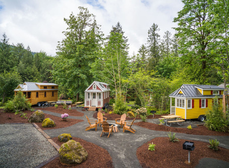 Home is Where You Park It: RV parks
