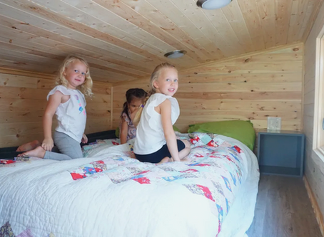 What do Kids Think About Tiny Houses?