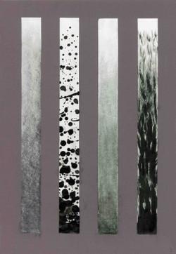 4 Gradient Strip - Graphite