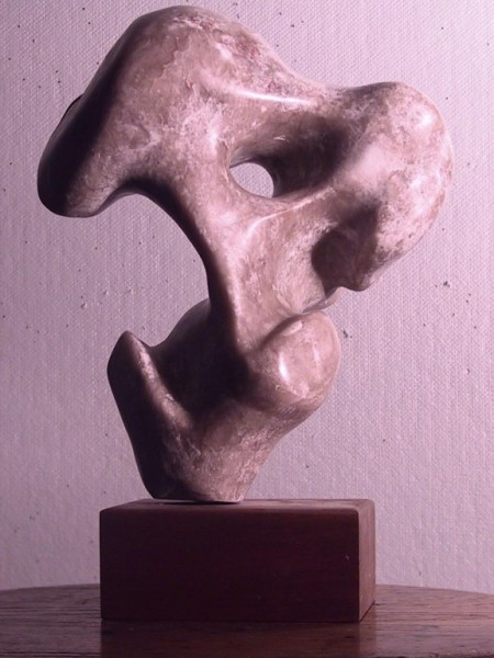 Abstraction (1) - Soap Stone Carving