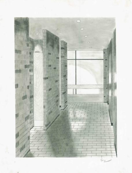Hallway - Graphite