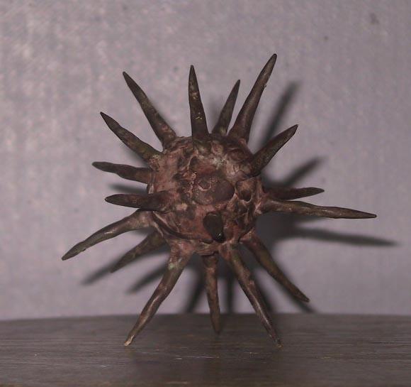 Sea Urchin - Bronze Casting