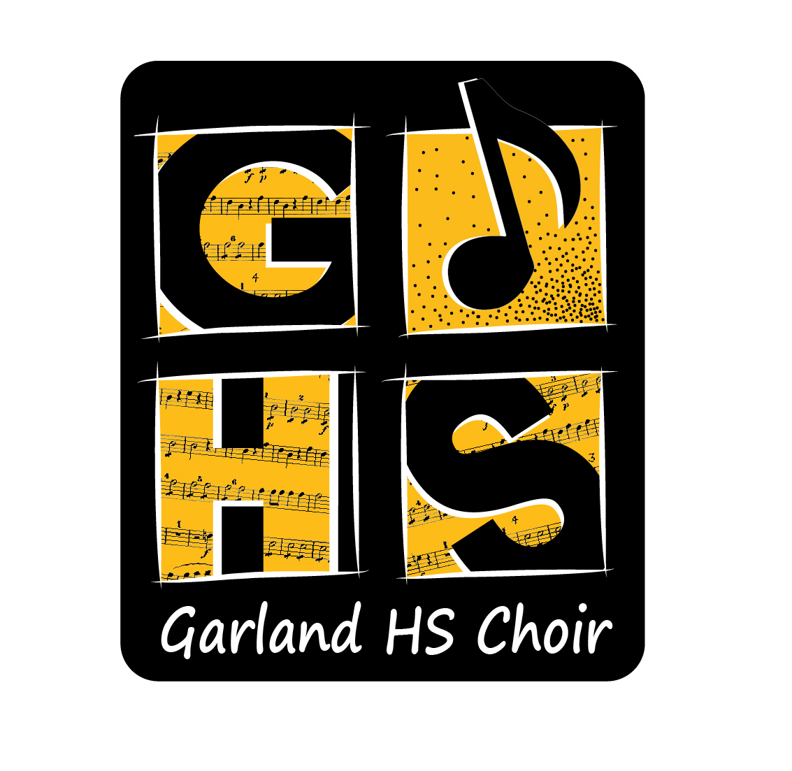 GHS Choir Logo