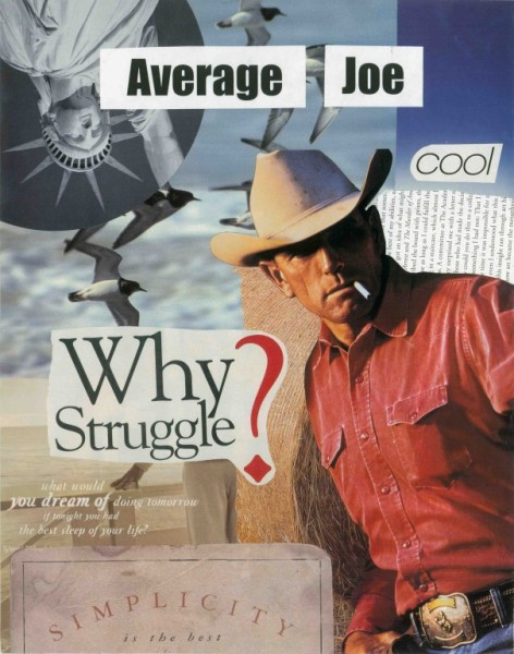 Average Joe - Collage