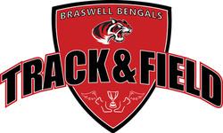 Braswell Track & Field logo