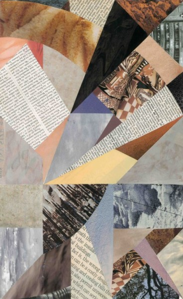 Implied Texture - Collage