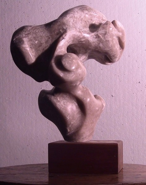 Abstraction (2) - Soap Stone Carving