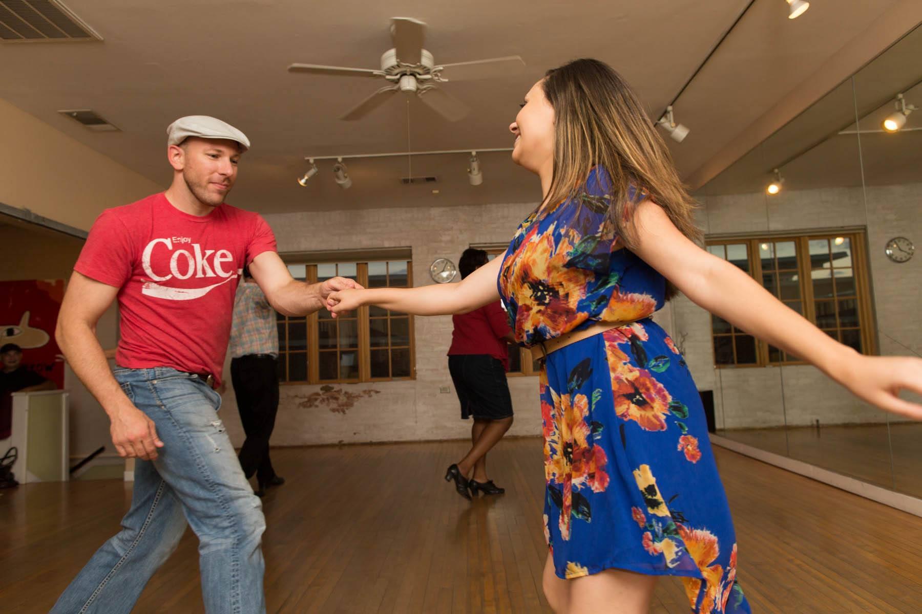 Rhythm Room Dance