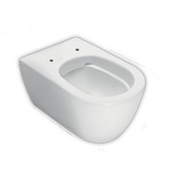 Fusion Wall Hung WC Pure Rim