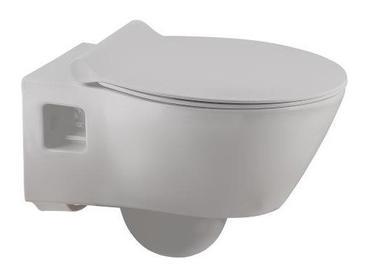 Volcano Wall Hung WC Pan