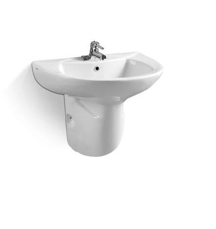 Hera Wall Hung Washbasin