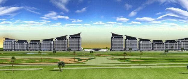 12 Residential Buildings, Barari