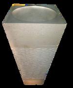 Washbasin Pedestal Drum
