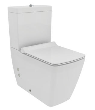 Luna BTW Close Coupled WC