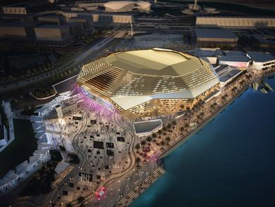 Yas Arena - Abu Dhabi