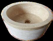 Washbasin Sink Cylinder Stripes