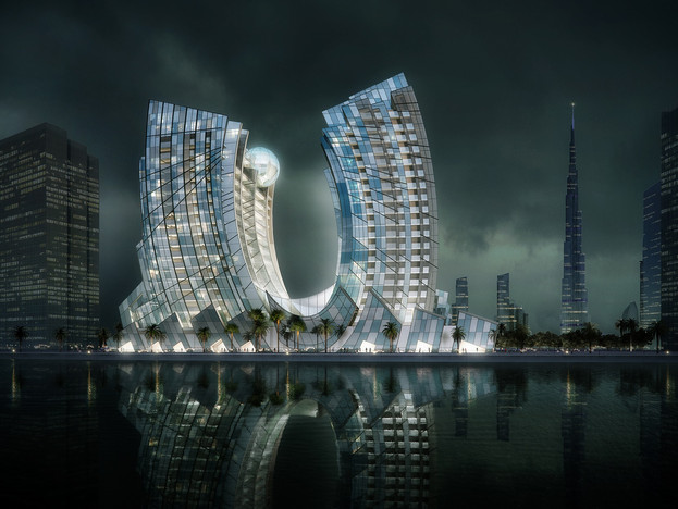 J-One Tower, Business Bay