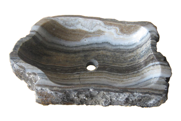 Natural Shape Washbsin Onyx Gajah