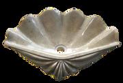Washbasin Marble Shell