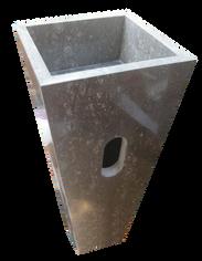 Washbasin Pedestal Tuppered