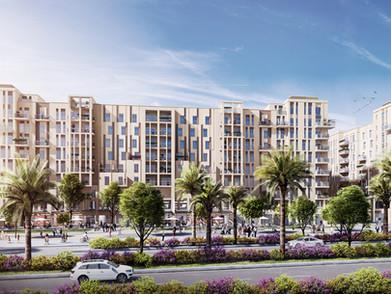 UNA Apartments by Nshama at Town Square Dubai