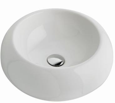 Aqua Countertop Round Wash Basin 45CM