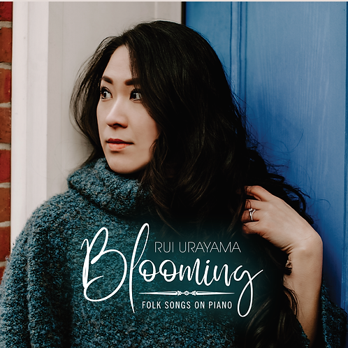 Blooming - Folk Songs on Piano