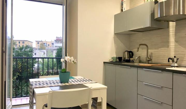 cucina-kitchen-casa-vacanza-volcano-napo