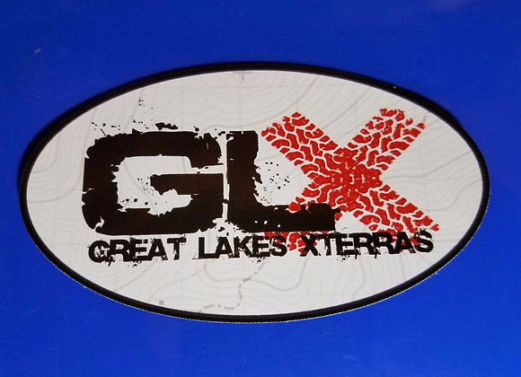 GLX Decal (Tread)