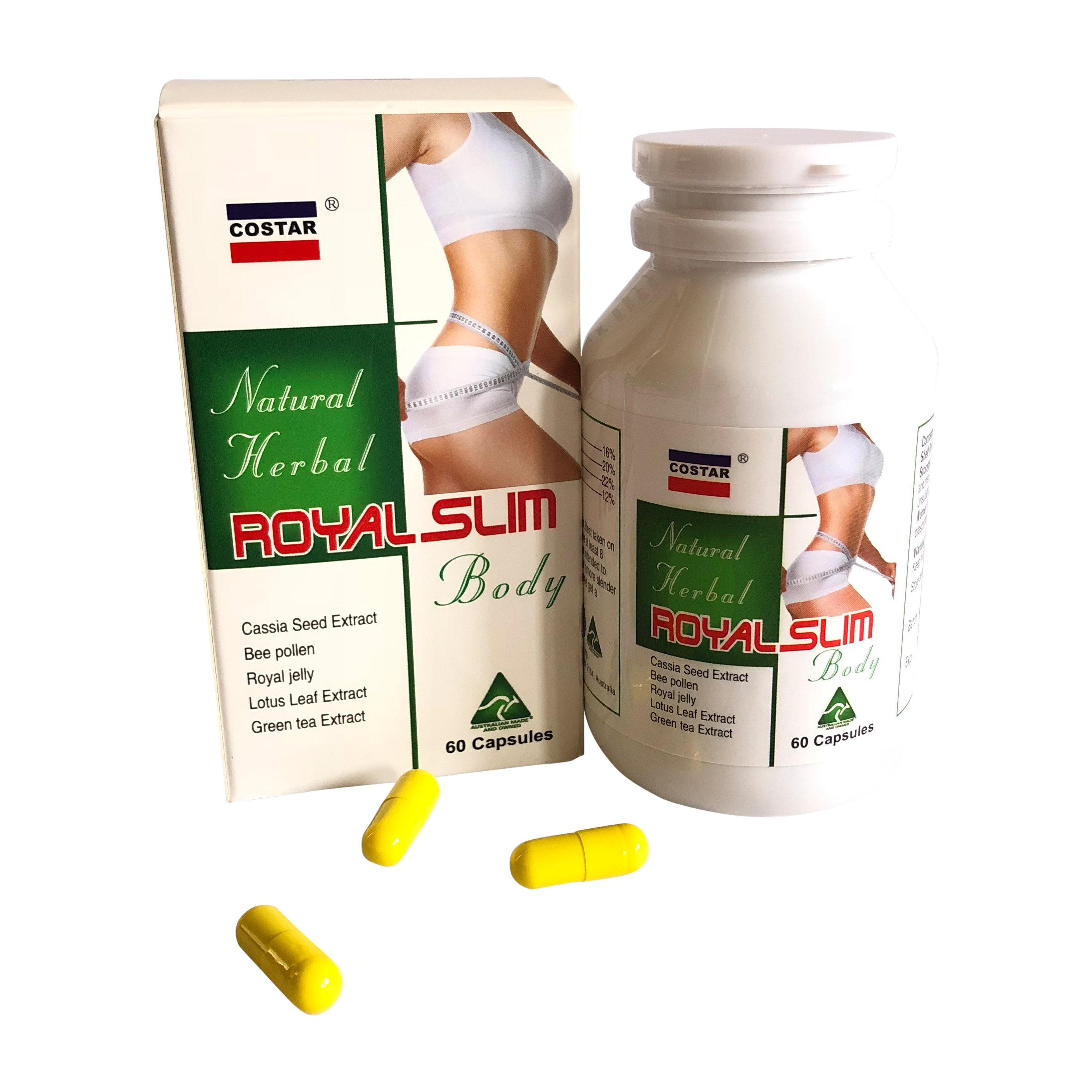 Costar Royal Slim Body Tablets Healthyfoodandnuts