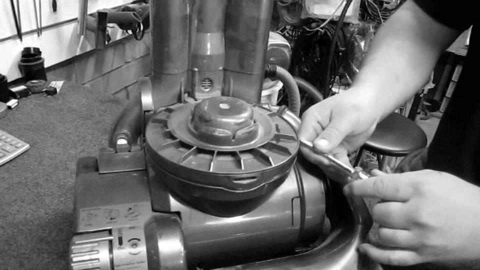 Dyson ремонт двигателя дайсон швабра пылесос