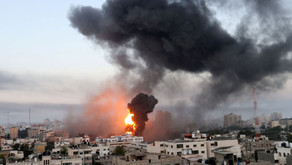 ISRAEL INICIA ATAQUES TERRESTRES À FAIXA DE GAZA