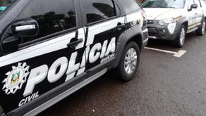 POLÍCIA PRENDE ACUSADO DE MATAR JOVEM A TIROS EM AMARAL FERRADOR