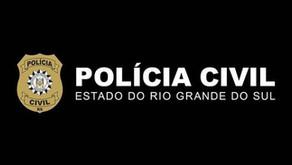 POLÍCIA CIVIL PRENDE PREVENTIVAMENTE INDIVÍDUO SUSPEITO DE ROUBO À RODOVIÁRIA
