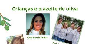 RECEITAS QUE LEVAM AZEITE DE OLIVA PARA A CRIANÇADA