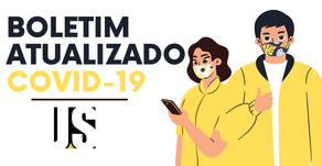 BOLETIM EPIDEMILÓGICO DA COVID-19 MOSTRA MAIS UM ÓBITO E 13 NOVOS CASOS