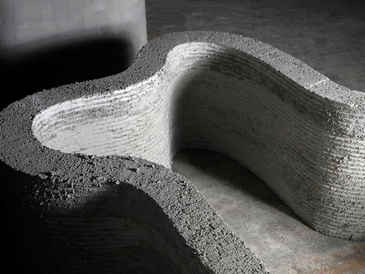 Element d'un mur poids