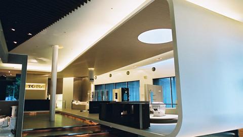 TOTO  信義旗艦店   衛浴用品展示中心 2006