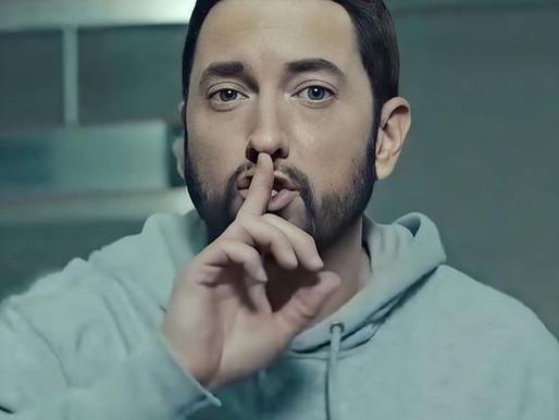 Eminem y su inútil esfuerzo por mantenerse relevante