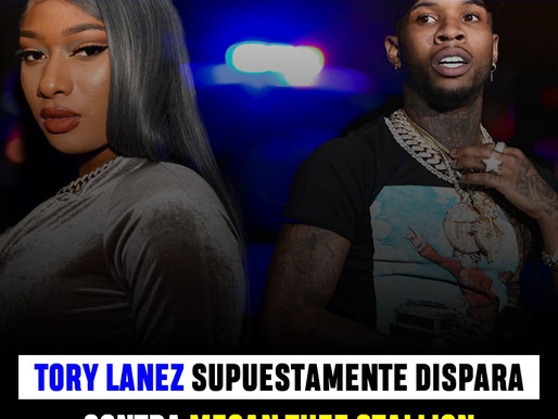 ¿Tory Lanez le disparó a Megan Thee Stallion?