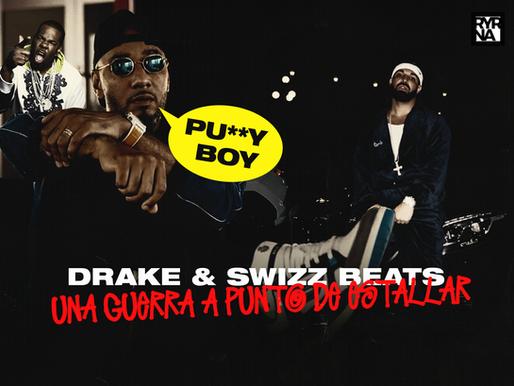 Drake, Swizz Beatz y una guerra a punto de estallar.